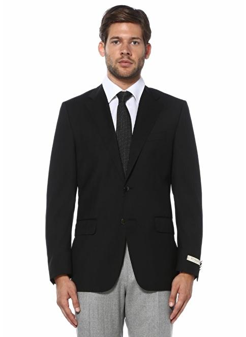 Beymen Collection Yün Blazer Ceket Siyah